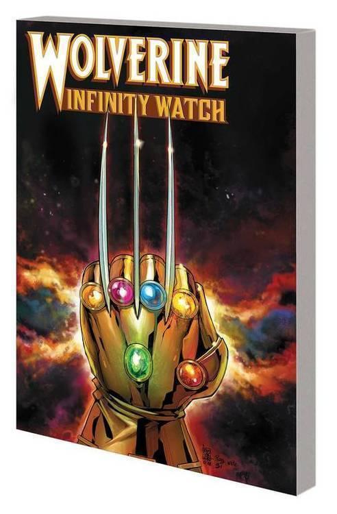 Wolverine TPB Infinity Watch