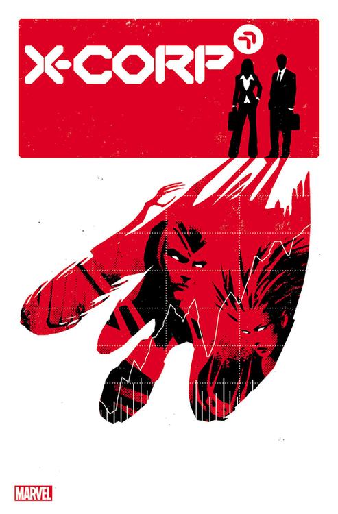 Marvel comics x corp 20210224