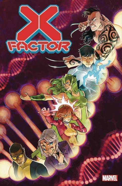Marvel comics x factor 20200128
