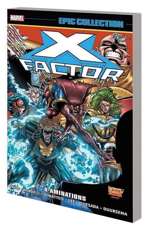 Marvel comics x factor epic collection tpb x aminations 20190730