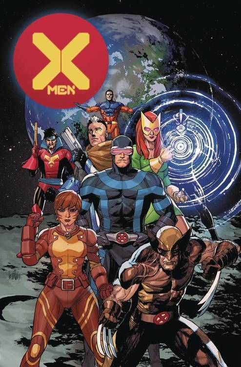 Marvel comics x men by jonathan hickman tpb volume 01 20191227
