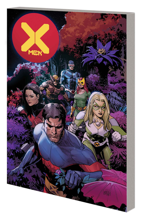 Marvel comics x men by jonathan hickman tpb volume 02 20200730