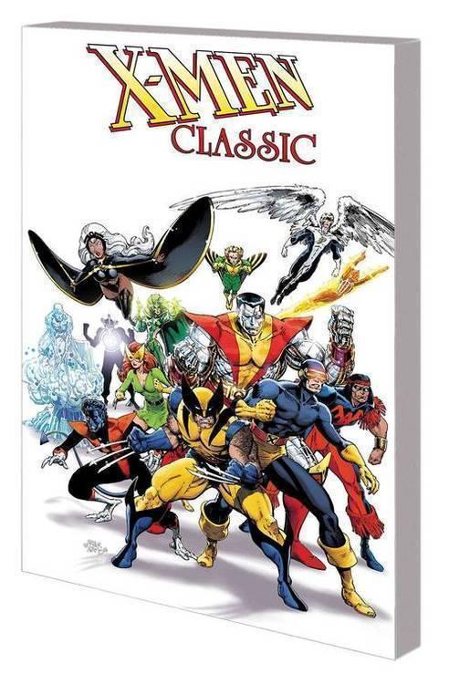 Marvel comics x men classic complete collection tpb vol 01 20180830