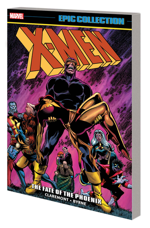 X-Men Epic Collection Fate Of Phoenix TPB
