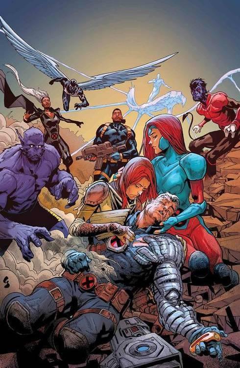 Marvel comics x men exterminated 20180928