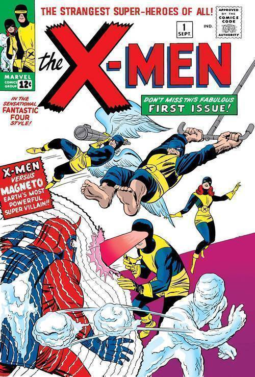 X-Men #1 Facsimile Edition