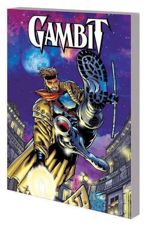 Marvel comics x men gambit complete collection tpb vol 02 20180830