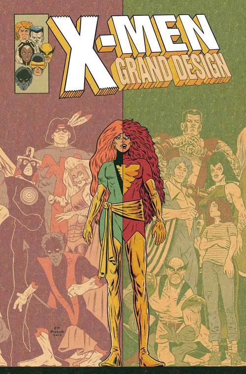 X-Men Grand Design Second Genesis