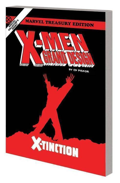 Marvel comics x men grand design tpb x tinction 20190424