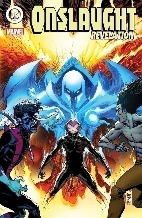 Marvel comics x men onslaught revelation 1 20210630