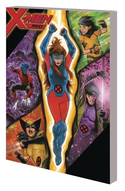 X-Men Red TPB Vol 01 Hate Machine