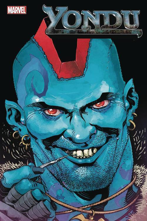 Marvel comics yondu 20190828