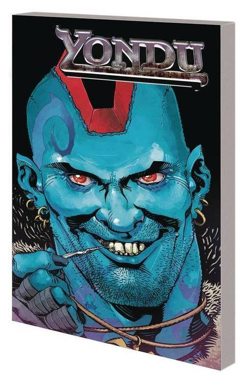 Marvel comics yondu tpb 20191227