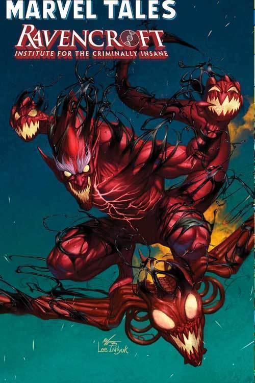 Marvel Tales Ravencroft #1