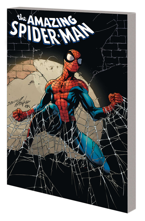 Marvel prh amazing spider man by spencer tpb volume 15 what cost victory 20210630