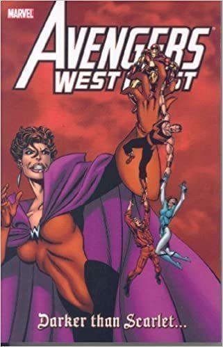 Marvel prh avengers west coast epic collection tpb darker than scarlet 20210829