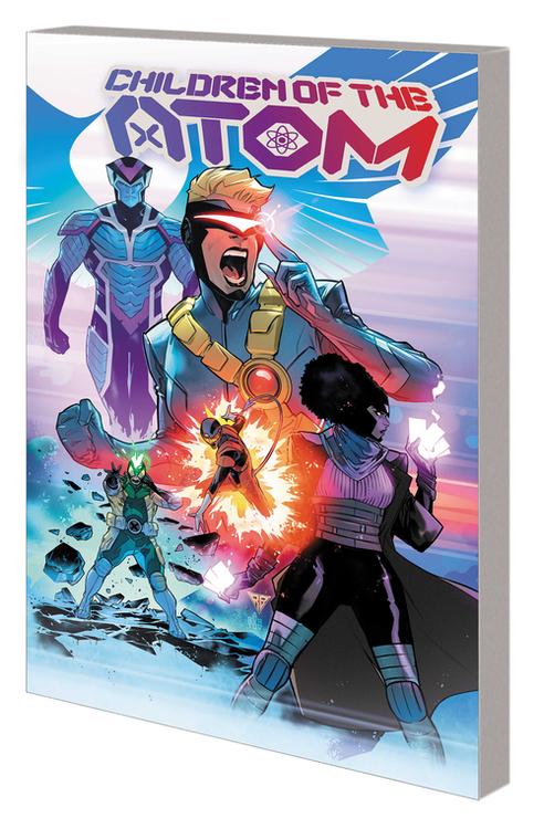 Marvel prh children of atom by vita ayala tpb volume 01 20210630