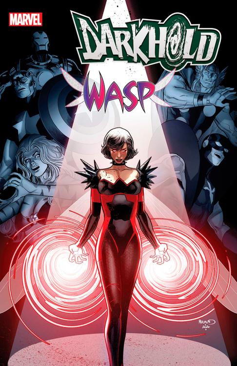 Darkhold Wasp #1