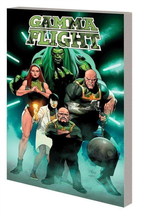 Marvel prh gamma flight tpb 20210829