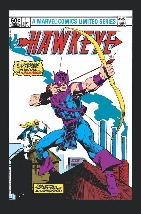 Hawkeye Epic Collection TPB Avenging Archer