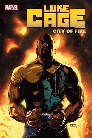 Marvel prh luke cage city on fire 20210728