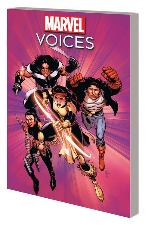 Marvel prh marvels voices tpb heritage 20210630