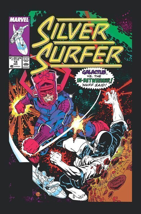Silver Surfer Epic Collection TPB Parable
