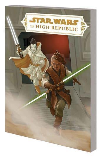 Star Wars High Republic TPB Volume 02 Heart Of Drengir