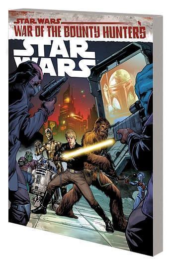 Star Wars TPB Volume 03 War Of Bounty Hunters