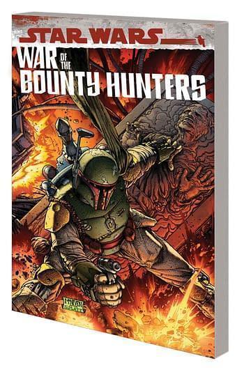 Star Wars War Bounty Hunters TPB