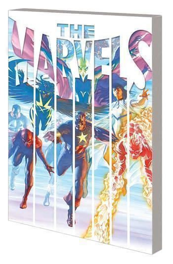 The Marvels TPB Volume 01 War In Siancong