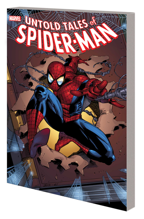 Marvel prh untold tales of spider man complete collection tpb volume 01 20210630