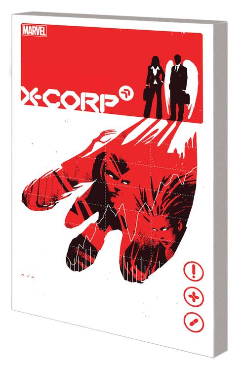 Marvel prh x corp by tini howard tpb volume 01 20210630