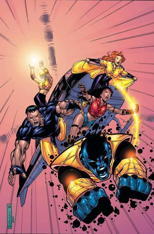 Marvel prh x force epic collection tpb zero tolerance 20210829