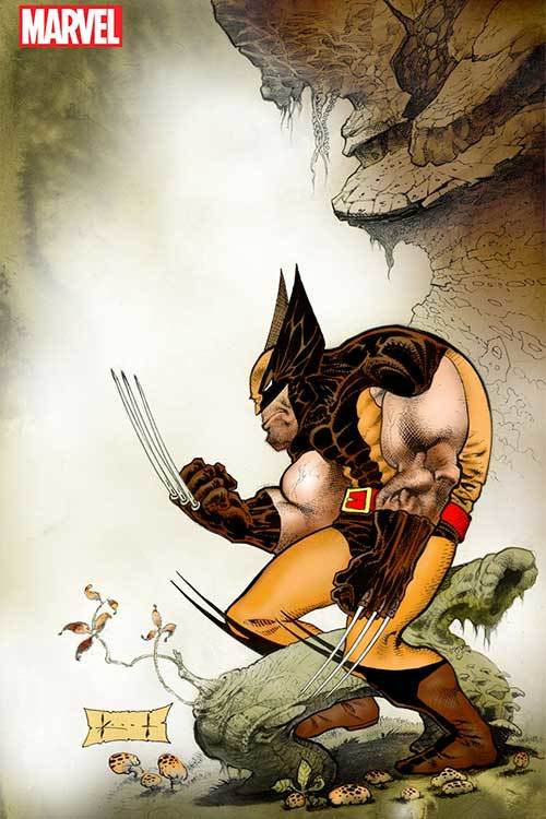 Marvel wolverine exit wounds