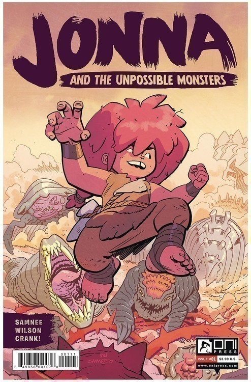 Oni press inc jonna and the unpossible monsters 20200328