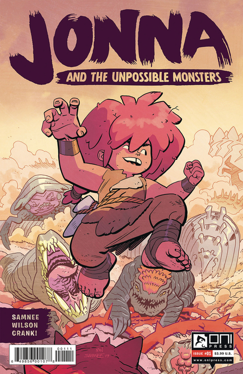 Oni press inc jonna and the unpossible monsters 20210101
