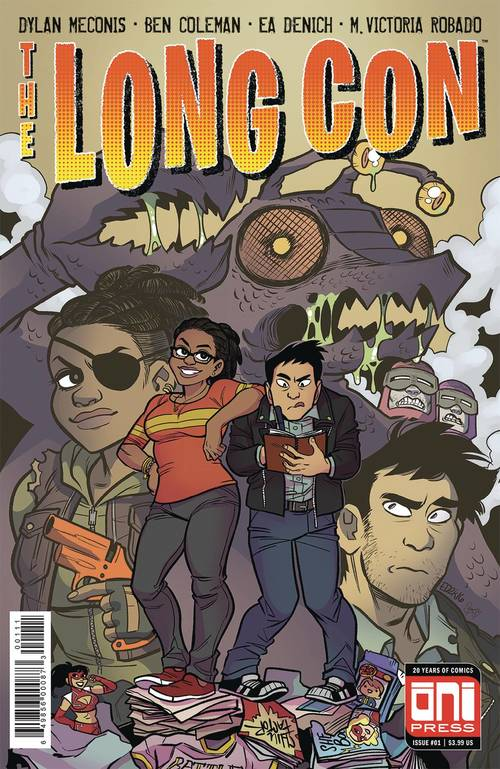 Oni press inc long con 20180430