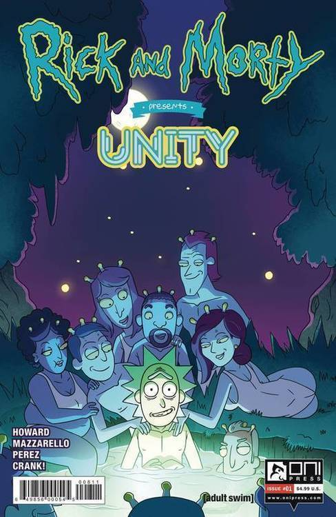 Rick And Morty Presents Unity