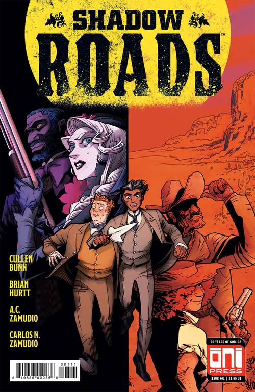 Oni press inc shadow roads 20180329