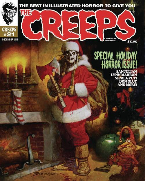 Other publishers creeps 21 mr 20191108 jhu comic books