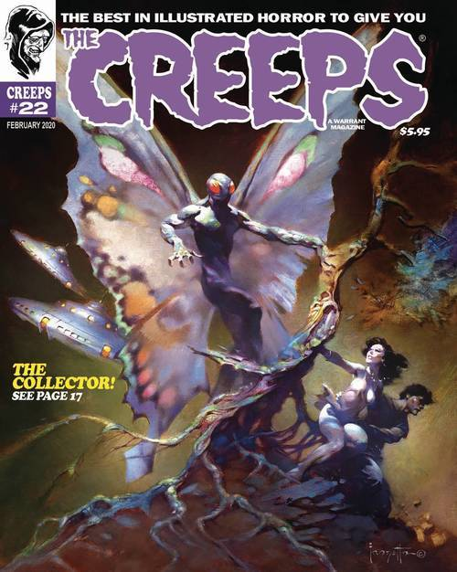 Other publishers creeps 22 mr 20191108 jhu comic books