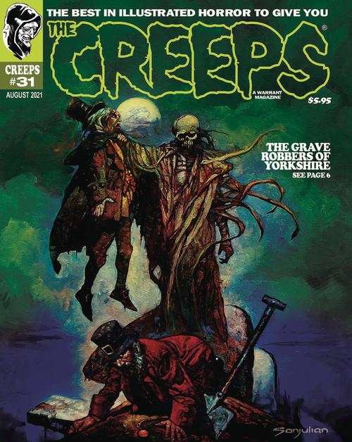 Other publishers creeps magazine 20210311