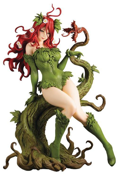 Other publishers dc comics poison ivy returns bishoujo statue net c 1 1 2 20191101 jump city comics