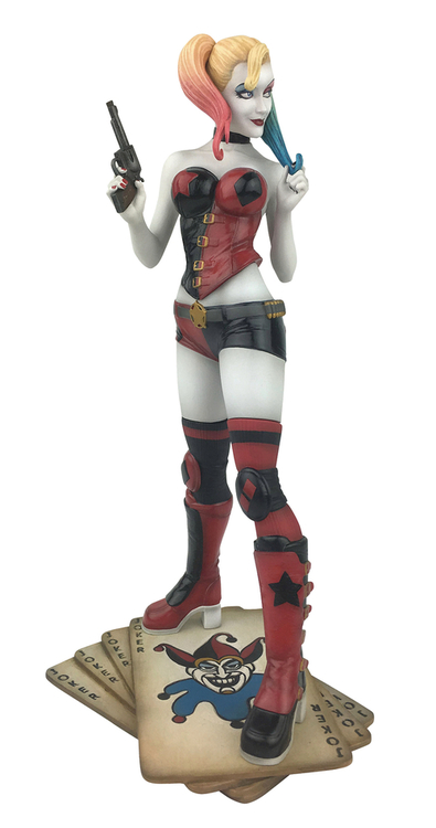 Other publishers dc gallery harley quinn rebirth pvc figure 20210114 manage comics example shop