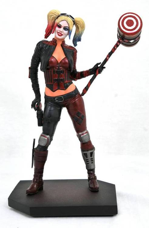 Other publishers dc gallery injustice 2 harley quinn pvc statue c 1 1 2 20191101 jump city comics