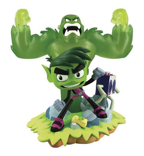 Other publishers dc gallery teen titans go beast boy pvc figure c 0 1 2 20190928 jump city comics