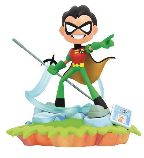 Other publishers dc gallery teen titans go robin pvc statue c 1 1 2 20190928 jump city comics