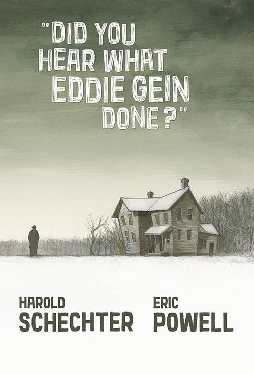 Other publishers did you hear what eddie gein done graphic novel mature 20210505 docking bay 94