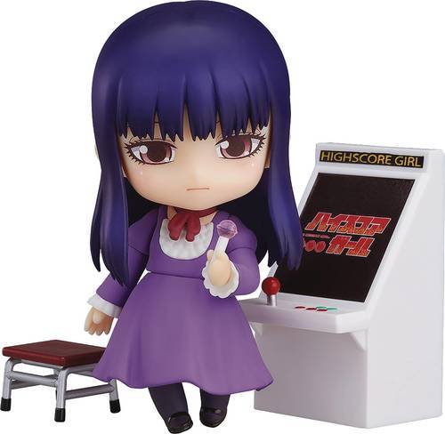Other publishers high school girl akira oono nendoroid af tv animation ver c 20180930 rock shop comics